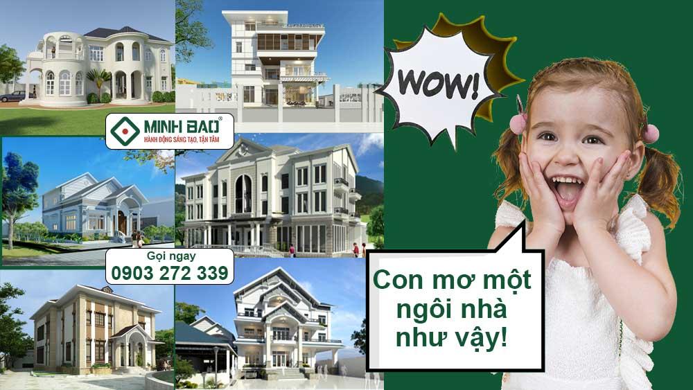 Công ty chuyên thiết kế nhà phố đẹp