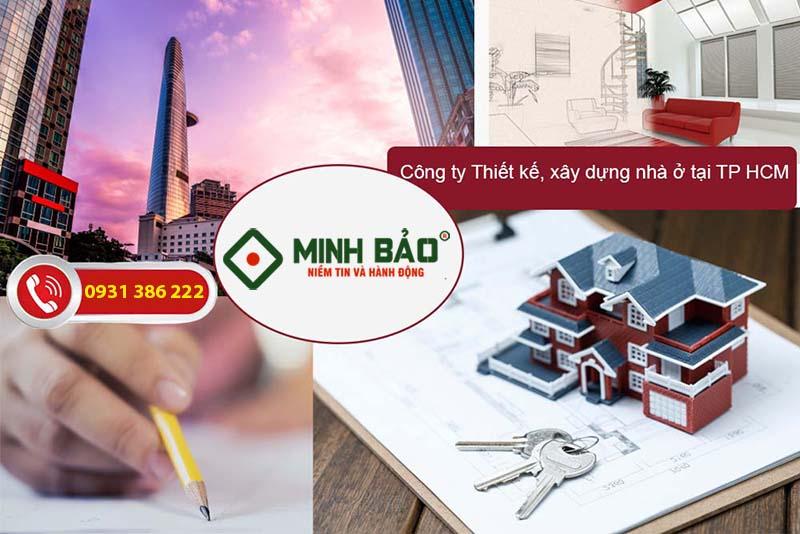 Công ty thiết kế, xây dựng nhà ở tại TP HCM