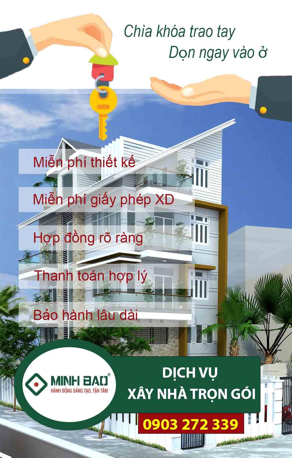 Xây dựng nhà quận 5