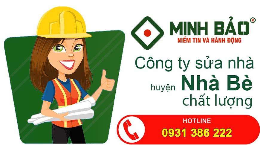 Minh Bảo - Công ty sửa nhà uy tín, chuyên nghiệp hàng đầu