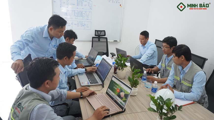 Công ty Xây Dựng Minh Bảo - Nhà thầu uy tín tại HCM