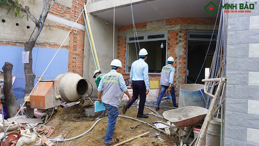 Khảo sát công trình xây dựng