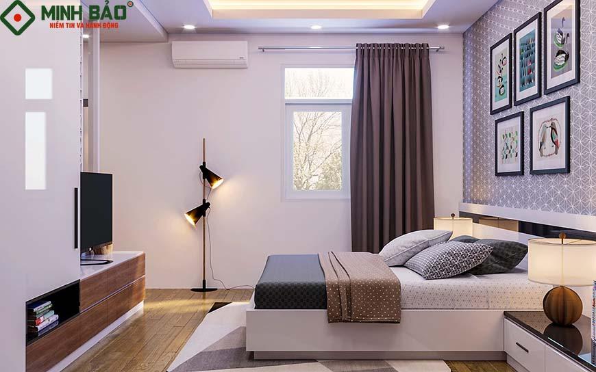 thiết kế phòng ngủ đẹp nhất