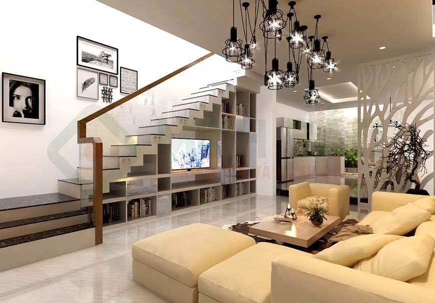 Mẫu thiết kế phòng khách đẹp