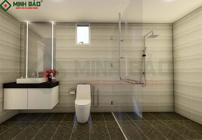 05 Lưu ý trong thiết kế, bố trí phòng tắm, vệ sinh cực quan trọng