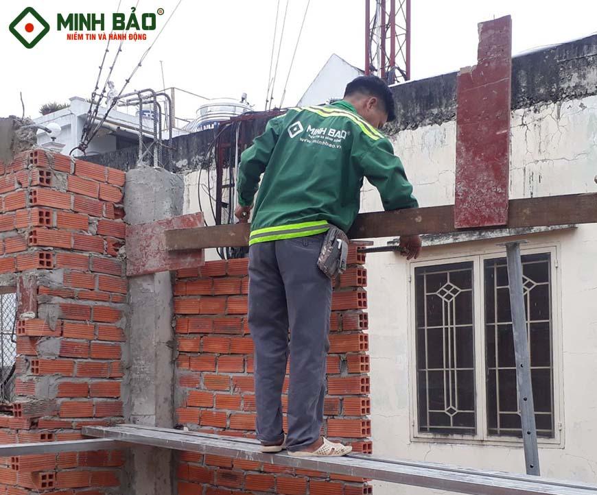 xây nhà quận 8