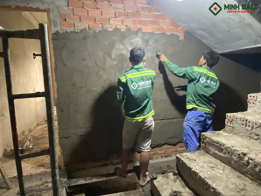 giá xây nhà quận Phú Nhuận