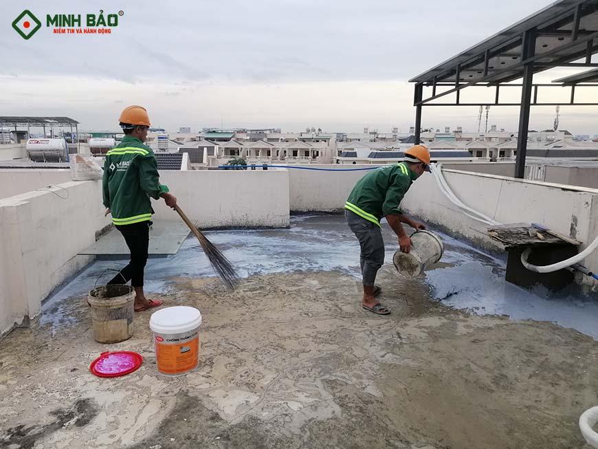 giá xây nhà trọn gói quận Bình Tân