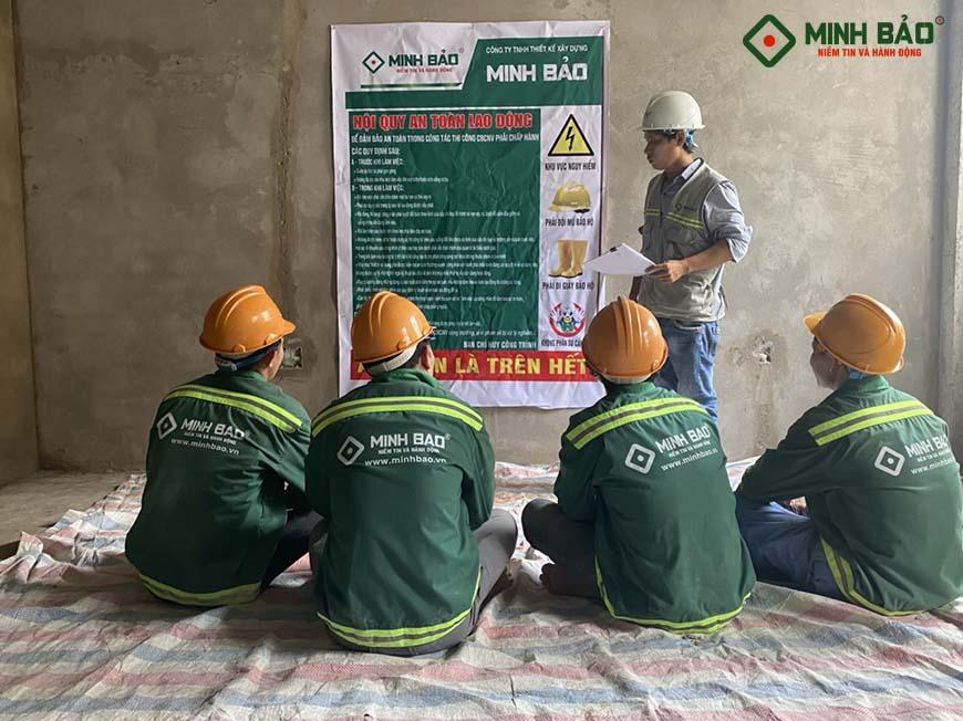 Minh Bảo - Nhà thầu xây dựng uy tín chất lượng tại HCM