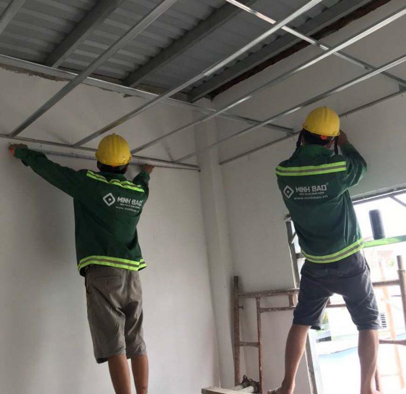 chuẩn bị trước khi xây nhà