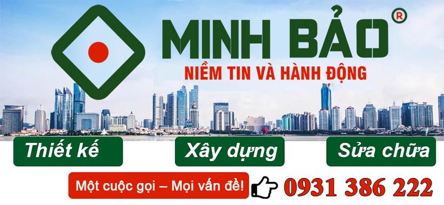 Minh Bảo - công ty sửa nhà chuyên nghiệp tại HCM