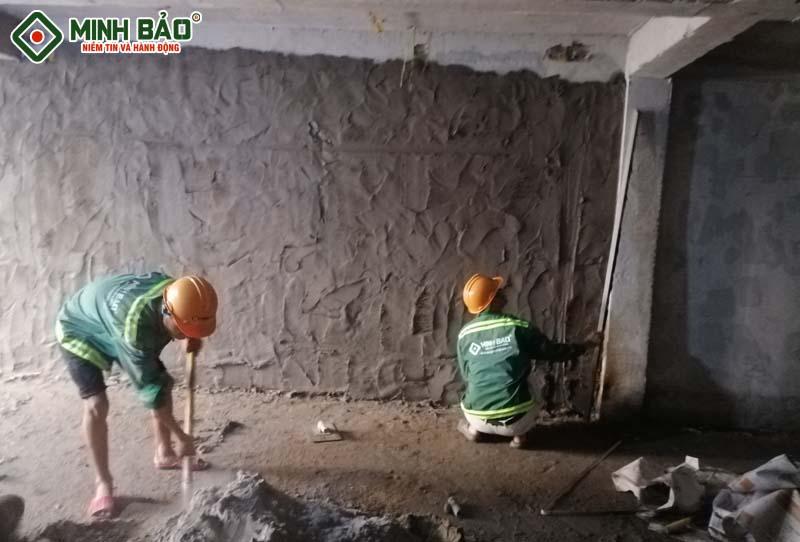 công ty xây dựng quận 8 - Minh Bảo