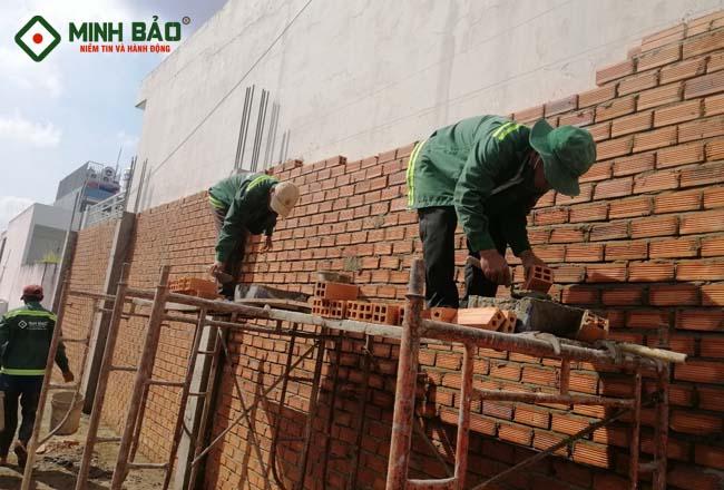 Đơn giá xây nhà phần thô của công ty xây dựng Gò Vấp HCM chỉ từ 3,2 triệu/m2