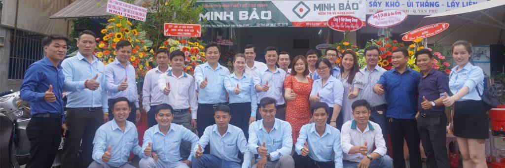 Minh Bảo khai trương chi nhánh mới