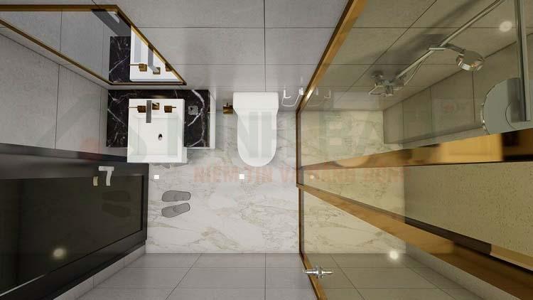 3D phòng tắm