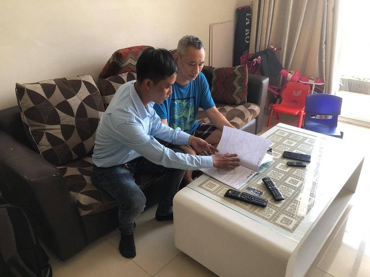 Hđ sửa nhà Phạm Hữu Huyên