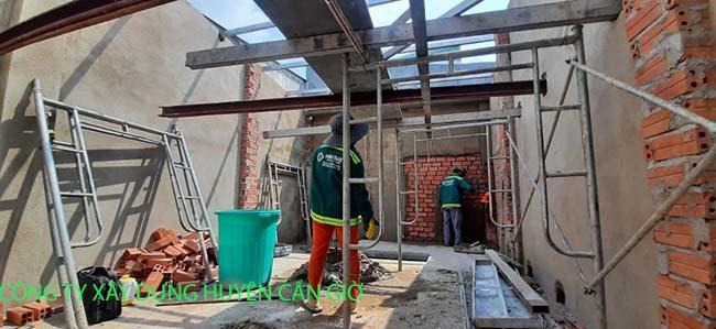 Công ty xây dựng uy tín tại huyện Cần Giờ HCM