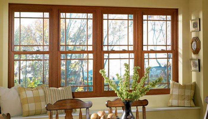 Cửa sổ là phần không thể thiếu của mỗi ngôi nhà