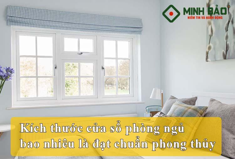 Cửa sổ phòng ngủ đóng vai trò quan trọng trong phong thủy và sức khỏe của gia chủ