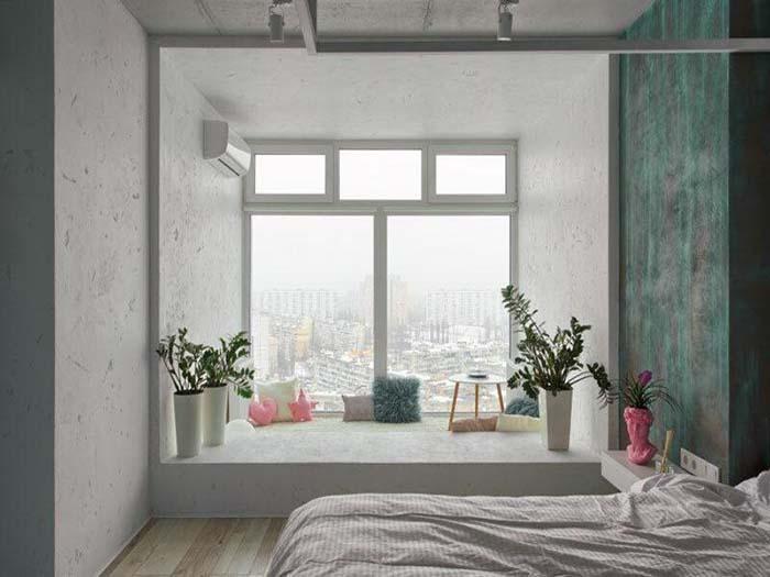 số lượng cửa sổ trong phòng ngủ