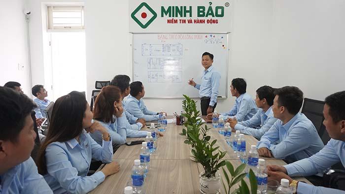 Xây Dựng Minh Bảo